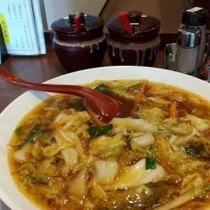 奈良での昼食