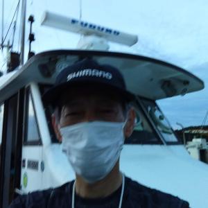 初の釣り船@タイラバ・ジギング
