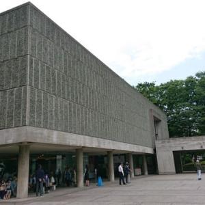 西洋美術館建築ツアーとクリムト展