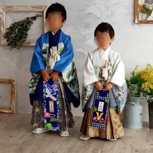 日本一時帰国⑲七五三の記念写真