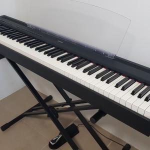 電子ピアノげっと♡