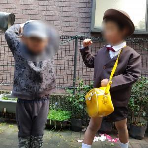 日本一時帰国⑥日本の幼稚園へ体験入園