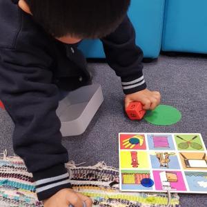 5歳6ヶ月★4ヶ国語目の言語は…