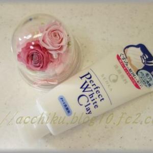 洗顔専科 パーフェクト ホワイトクレイ を使ってみました~。
