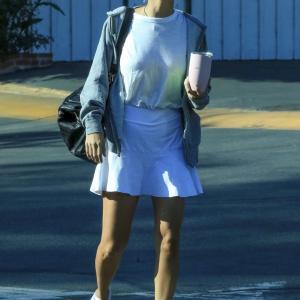 10/4 ニコール・リッチー Brentwood Country Clubでテニス☆★☆