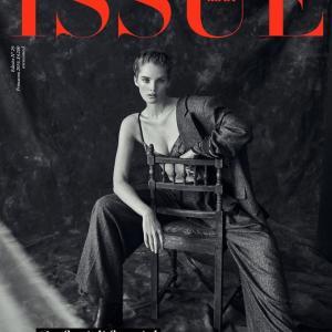 アレクシーナ・グラハム Issue Magazine☆★☆