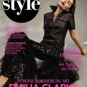☆★☆エミリア・クラーク Style Magazine☆★☆