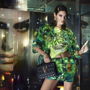 ケンダル・ジェンナー Versace Spring/Summer 2020 Campaign