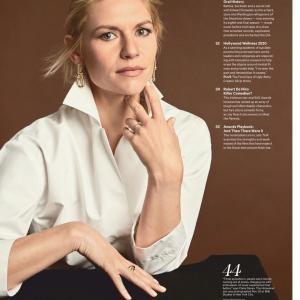 クレア・デインズ The Hollywood Reporter☆★☆