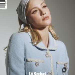リリ・ラインハート Jalouse Magazine☆★☆