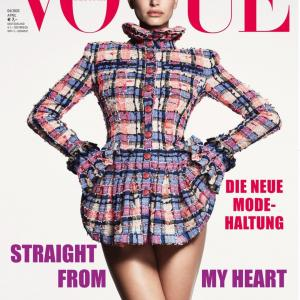 ヘイリー・ビーバー Vogue Magazine, Germany ☆★☆