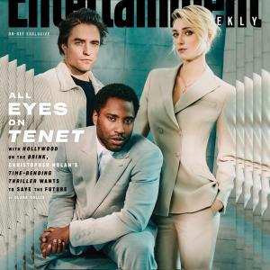 ロバート・パティンソン Entertainment Weekly Magazine