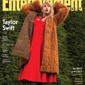 テイラー・スウィフト  Entertainment Weekly☆★☆