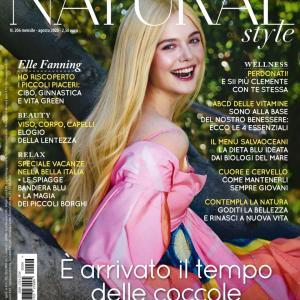 エル・ファニング  Natural Style Magazine ☆★☆