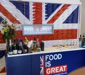 英国の、FOOD IS GREAT