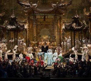 プッチーニ最後のオペラ