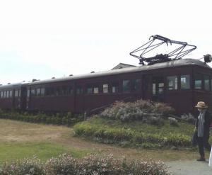 トットちゃんの電車の教室