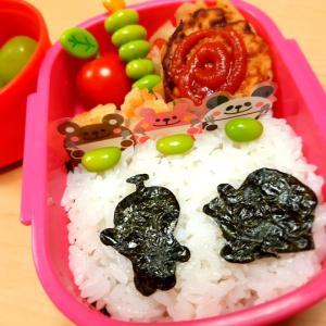 ★幼稚園弁当★ドラえもん・きりぬきのり