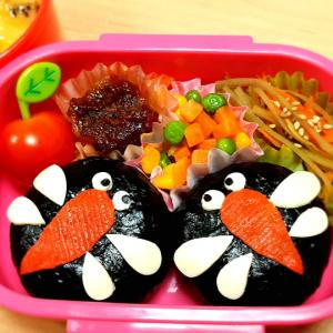 ★幼稚園弁当★赤トンボ