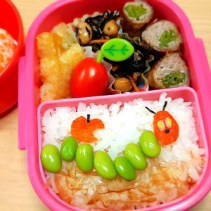 ★幼稚園弁当★はらぺこあおむし