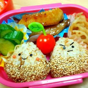 ★幼稚園弁当★くりちゃん