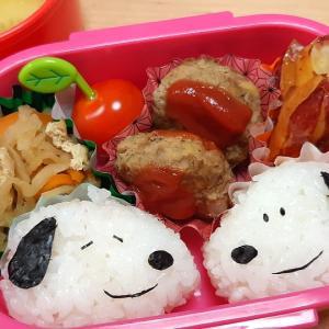 ★幼稚園弁当★スヌーピー