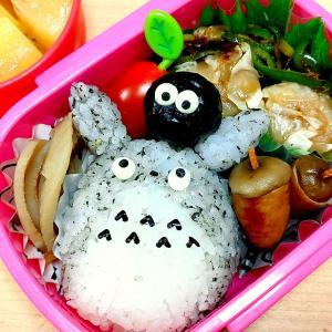 ★幼稚園弁当★トトロ