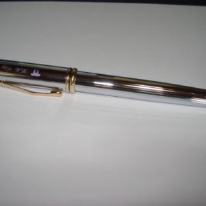 新しい万年筆、来たよ。