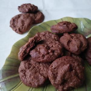 ヌテラクッキー焼きました♬.*゚