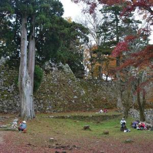 過去の登城記録 2016年11月 2度目の高取城
