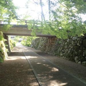 梅雨の京都 西国三十三所巡り 亀山城