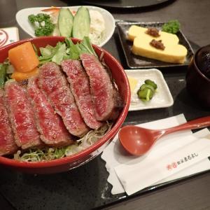 2020年夏 家族でお城巡り 三重県 先ずは松阪牛で腹ごしらえ
