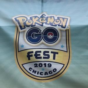 ポケGOフェスト・シカゴ2019に参加してきました~♪
