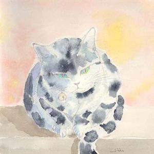 愛猫、逝去