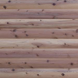 杉 ログ調 羽目板 国産材 前田木材