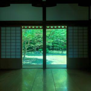 閑院宮邸跡 かんいんのみやていあと ケヤキフローリング 前田木材