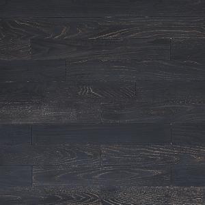 黒栗 黒いフローリング クリ 栗 フラット 前田木材 なぐりフローリング