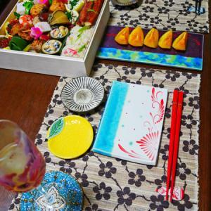 記念日の和食ごはん。