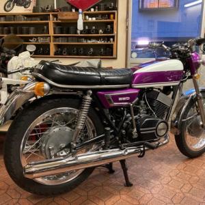 今日のRX350紫1(10月19日)