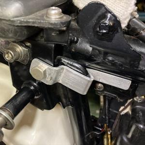 とあるエンジンに関する作業(1月20日)