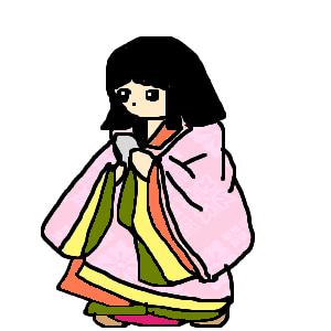 【若紫19-3】古文常識「童女」