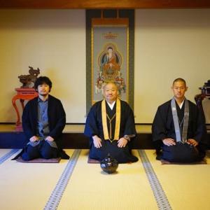 高野山 恵光院様にて奉納式をさせて頂きました。