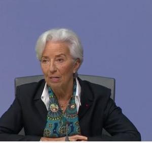 妻も私も大ファン! ラガルドさん ECB President Christine Lagarde, the beauty!