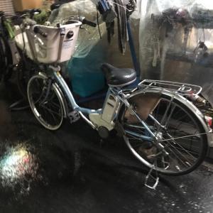 さよなら自転車