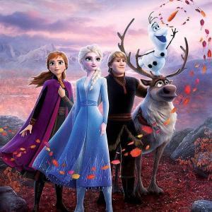 『アナ雪2』がV3!世界興収10億ドル突破目前!スタートつまづいた『ルパン三世』は意外にも好評?