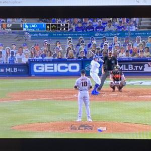待ってました!MLB!