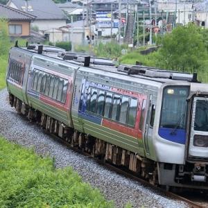 N2000系うずしお号引退記念