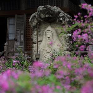 萩のお寺・西明寺より【高松市塩江町】