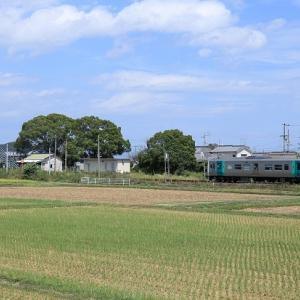 長閑な相生駅の風景