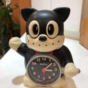 懐かしの目覚まし時計